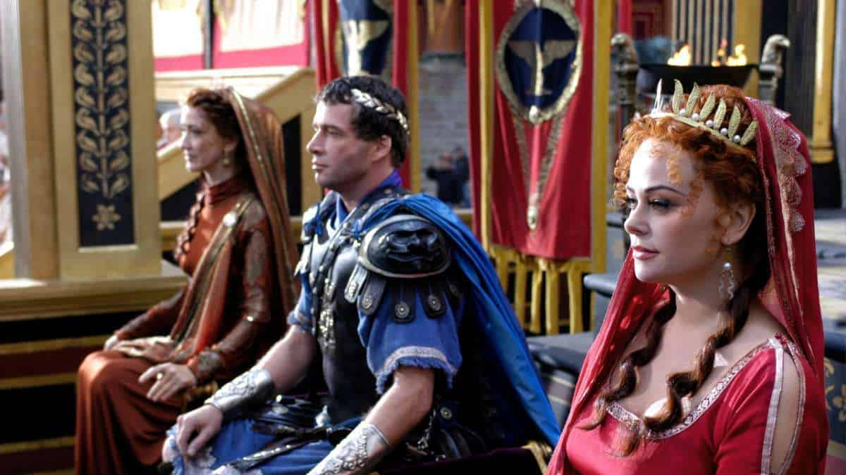 Reader Request Review: Rome (2005-2007)