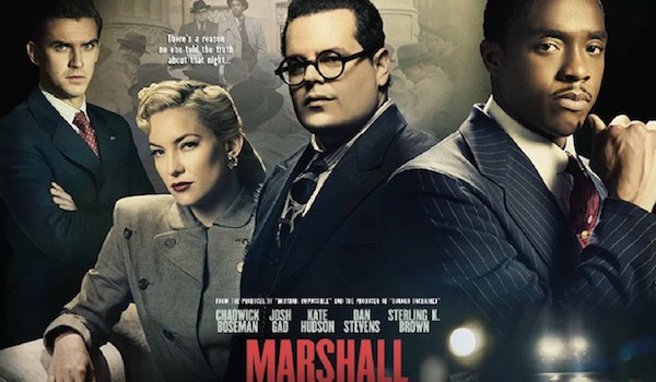 Marshall 2017 movie