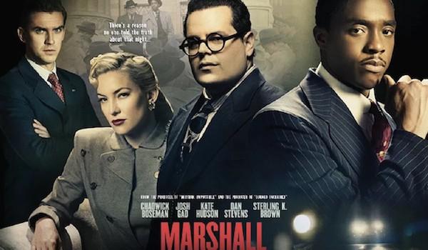 Marshall 2017 movie