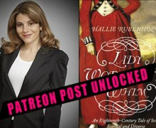 Patreon post unlocked - Hallie Rubenhold