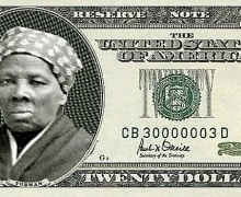 Harriet Tubman should be on the US $20 bill