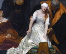 PAUL DELAROCHE - Execution of Lady Jane Grey, 1834