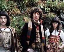 Doctor Who, The Masque of Mandragora (1976)