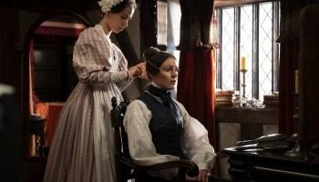 Gentleman Jack - Albane Courtois, Suranne Jones (Credit - Matt Squire)