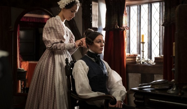 Gentleman Jack - Albane Courtois, Suranne Jones (Credit - Matt Squire)