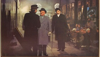 1974 Murder on the Orient Express