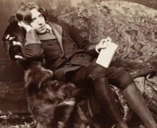 1882 - Oscar Wilde - wikimedia