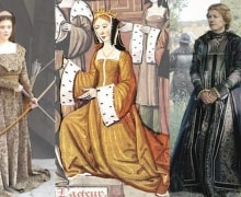 Spanish Princess 2019 English costume