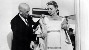 René Hubert & Ingrid Bergman