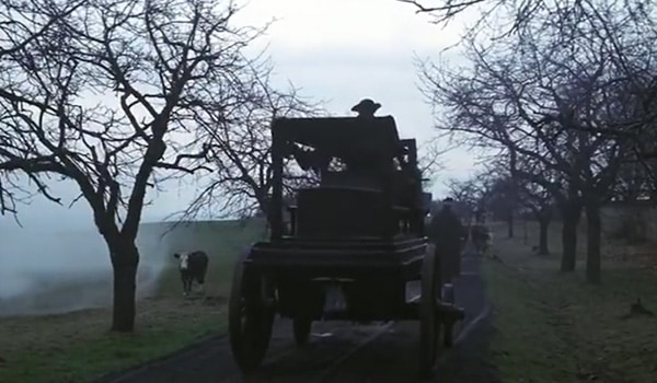Amadeus funeral scene