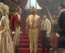Dr Who, Black Orchid (1982)