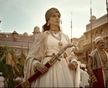 2019 Manikarnika- The Queen of Jhansi