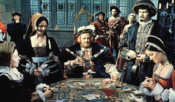 1972 Henry VIII and his Six Wives