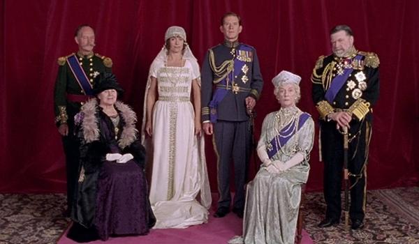 Bertie and Elizabeth (2002)
