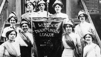 historical women trade union