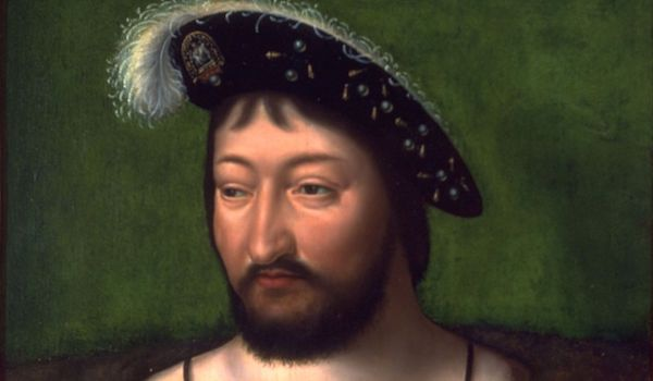 Francis I of France by Joos_van_Cleve