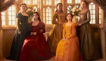 2020 The Spanish Princess season 2