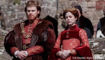 2020 The Spanish Princess