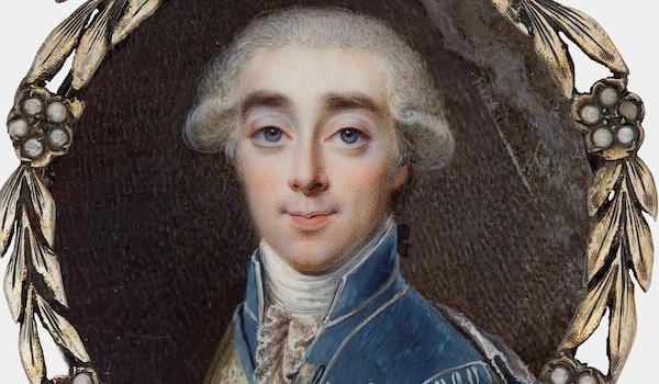 Axel von Fersen, 1798, Museo del Prado