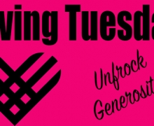Giving Tuesday - Unfrock Generosity!
