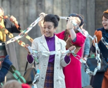 Call the Midwife - holiday