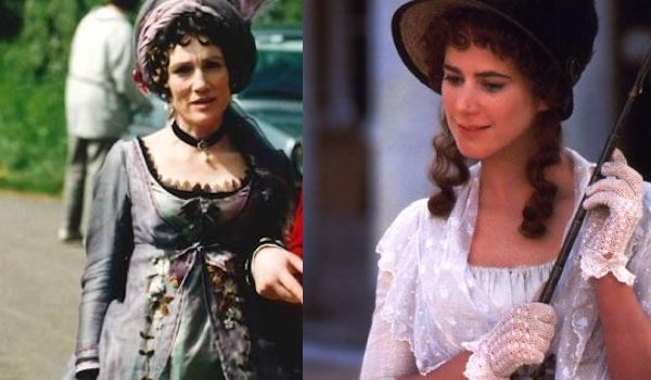 1995 Sense and Sensibility - Lucy and Fanny