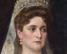 empress alexandra russia