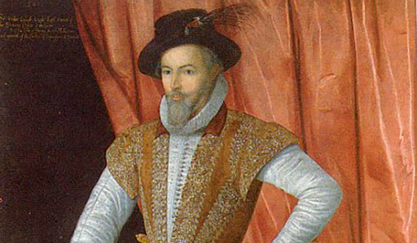1602 - Sir Walter Raleigh