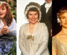 1995 Sense and Sensibility - minor female characters