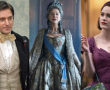 North & South, Catherine the Great, The Marvelous Mrs. Maisel