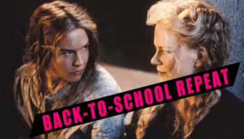 Back to School Repeat - The Great Bobby Pin Shortage - Cold Mountain (2003)