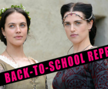 Back to School Repeat - Head necklaces - Labyrinth (2012)